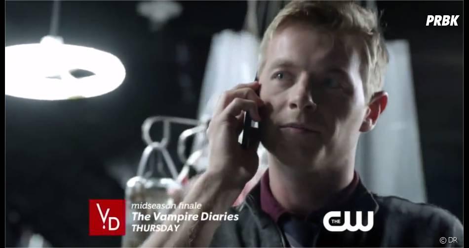 Vampire Diaries saison 5, épisode 10 : Dr Maxfield dans la bande-annonce