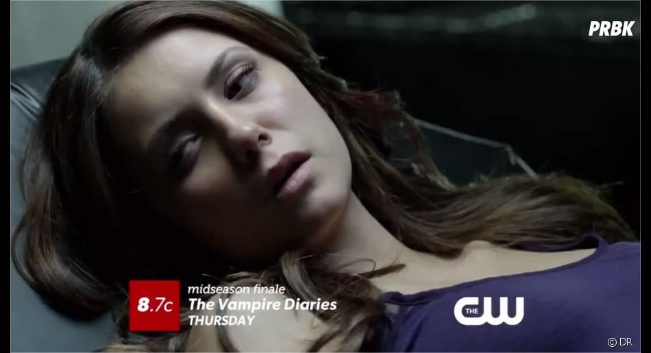 Vampire Diaries saison 5, épisode 10 : Elena mal en point dans la bande-annonce