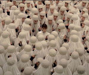 Charlotte Gainsbourg dans le film Jacky au royaume des filles