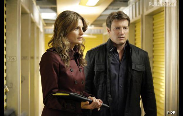 Castle saison 6 : le passé de mannequin de Beckett dévoilé