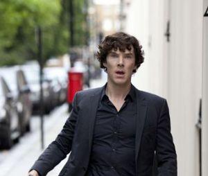Sherlock saison 3 : Benedict Cumberbatch regarde Elementary
