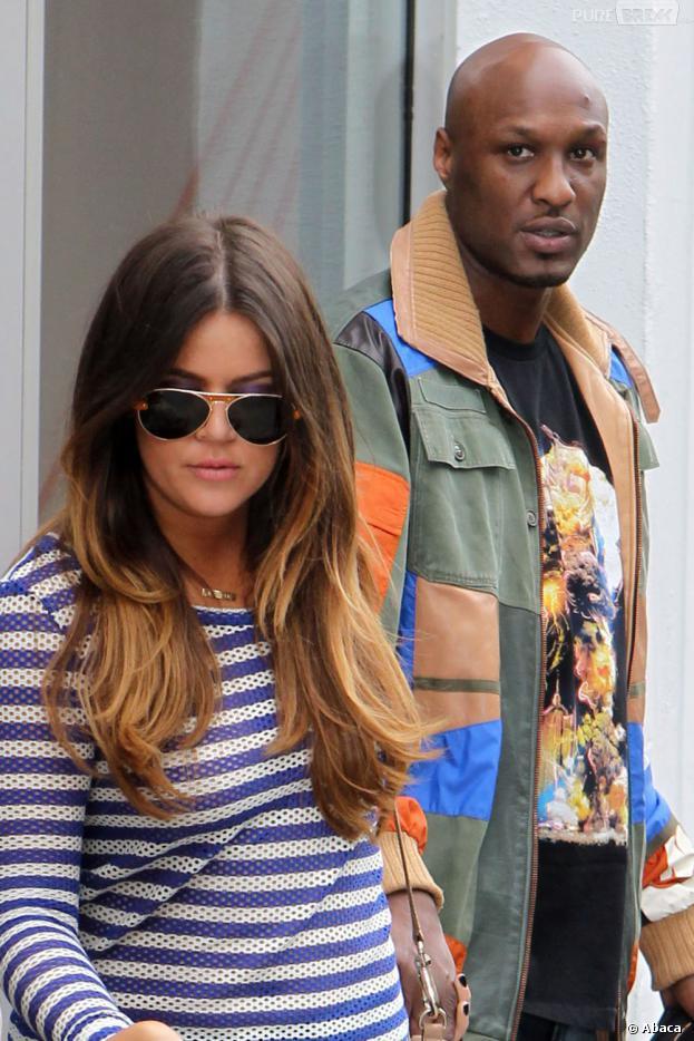 Khloé Kardashian et Lamar Odom : bientôt le divorce ?