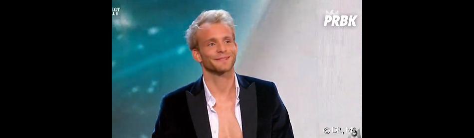 La France a un incroyable talent : Simon Heulle, le roi du mât ondulaire, a remporté la finale