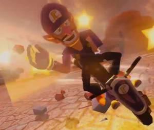 Mario Kart 8 : un trailer renversant