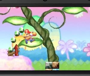 Yoshi's New Island : le trailer coloré sur 3DS