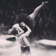 Alizée et Grégoire Lyonnet : couple gagnant de la tournée DALS à Bercy