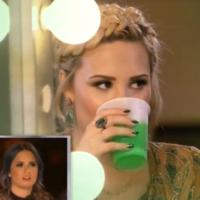 Demi Lovato : furieuse dans X Factor US après une blague sur l'alcool