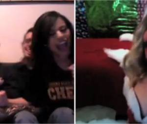 Mariah Carey : All I Want For Christmas Is You version chatroulette