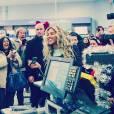 Beyoncé a réalisé le rêve d'une enfant malade qui voulait danser avec elle lors d'un concert à Las Vegas