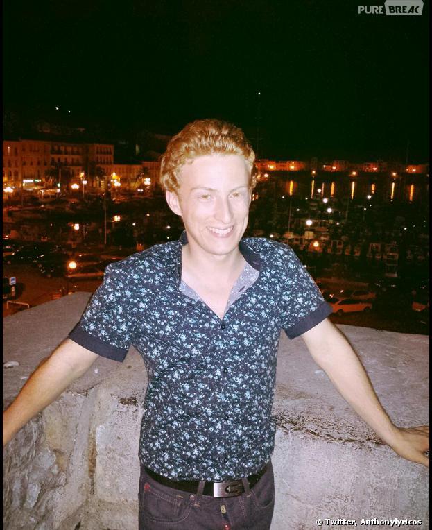 Les Princes de l'amour : Anthony a aimé participer au programme