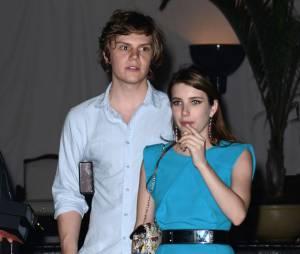 Emma Roberts et Evan Peters : fiançailles après la grosse dispute