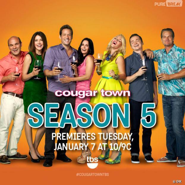 Cougar Town saison 5