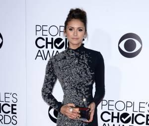 Nina Dobrev aux People's Choice Awards, le 8 janvier 2014 à Los Angeles