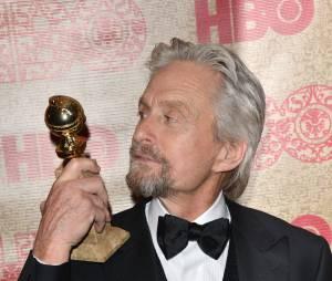 Michael Douglas à l'after-party des Golden Globes, le 12 janvier 2014 à Los Angeles