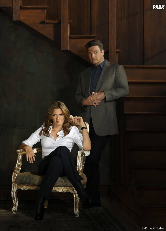 Castle saison 6 : un mariage compliqué pour Kate et Rick ?