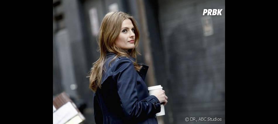 Castle saison 6 : la robe de mariée de Beckett dévoilée ?