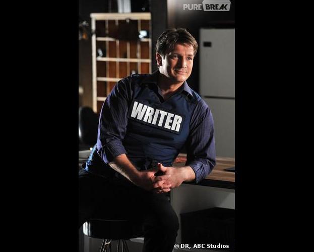"""Nathan Fillion : """"Castle est une série qui ne se prend pas au sérieux"""""""