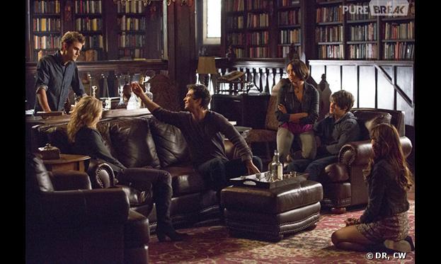 Vampire Diaries saison 5 : secrets et scènes étonnantes dans l'épisode 100