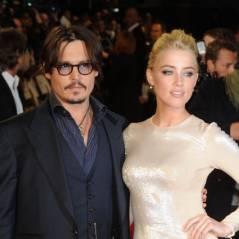 Johnny Depp et Amber Heard fiancés : un mariage en 2014 ?