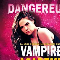 Vampire Academy : Zoey Deutch sur une affiche exclu
