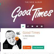 Megabox devient Baboom : Kim Dotcom dévoile son service de streaming musical
