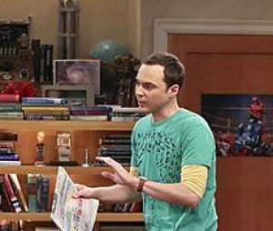 The Big Bang Theory saison 7 : Sheldon et Leonard