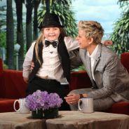 [VIDÉO] Elias, pianiste de génie âgé de seulement 7 ans, fait le show chez Ellen DeGeneres