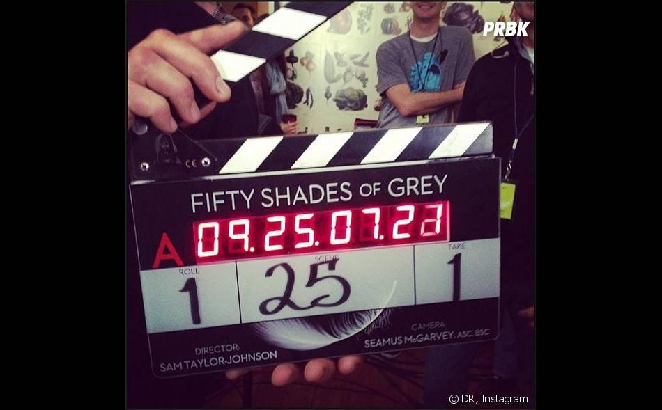 Fifty Shades Of Grey : la première photo du tournage