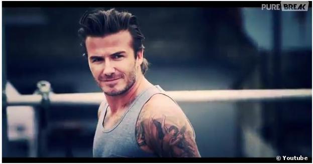 David Beckham : les coulisses de sa campagne 2014 pour H&M