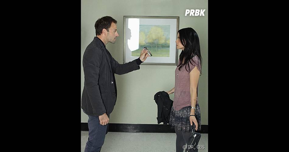 Elementary saison 1 : Jonny Lee Miller et Lucy Liu