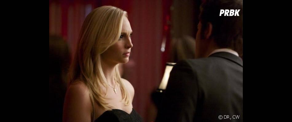 Vampire Diaries saison 5, épisode 13 : Candice Accola sur une photo