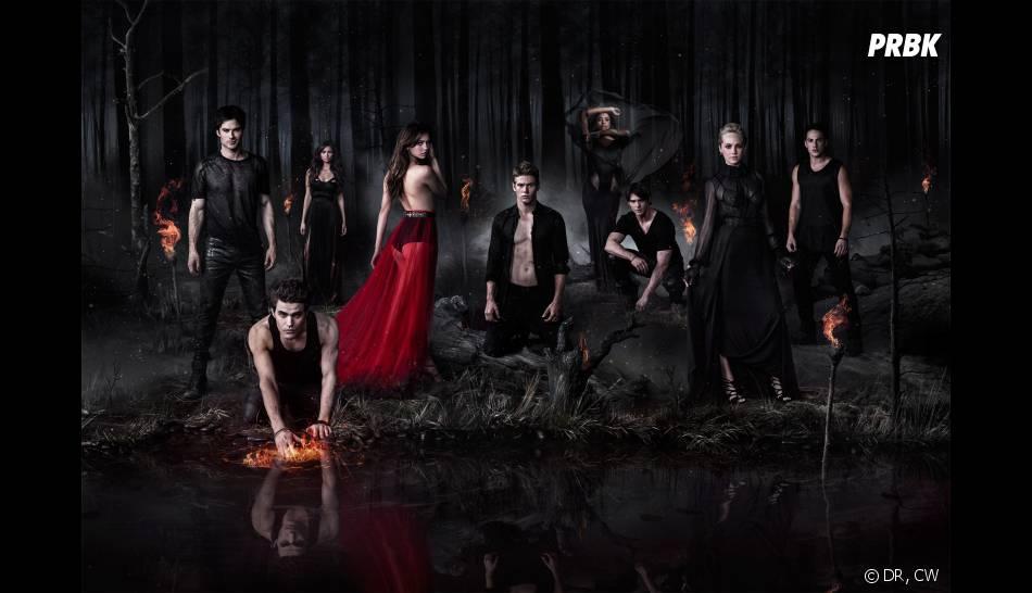 Vampire Diaries saison 5 continue tous les jeudis aux USA