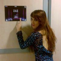 Zaz : artiste française la plus exportée en 2013