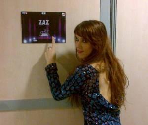 Zaz : artiste produite en France la plus exportée en 2013