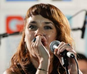 Zaz se hisse en tête des artistes les plus exportés en 2013