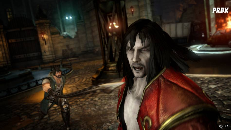 Castlevania Lords of Shadow 2 : Gabriel Belmont alias Dracula