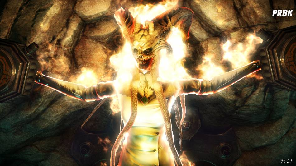 Castlevania Lords of Shadow 2 : l'un des nombreux boss de cette suite