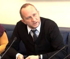 Benoît Poelvoordeest très remonté contre la Manif pour tous