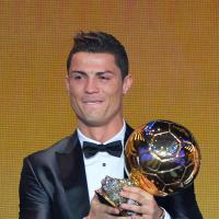 Cristiano Ronaldo : le cadeau de Zlatan Ibrahimovic, la photo sexy d'Irina Shayk