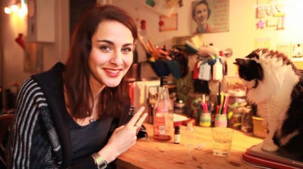 Marion Séclin - Mady présente tous les mercredis du mois sa web série Mad Gyver