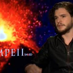 "Kit Harington (Game of Thrones) : Pompei ? ""Un tournage intense et brutal"""