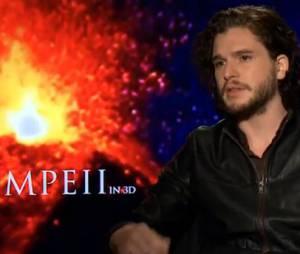 Pompei : Kit Harington se livre sur le tournage