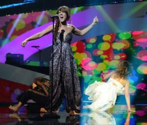 Zaz a chanté 'Gamine' aux Victoires de la musique 2014