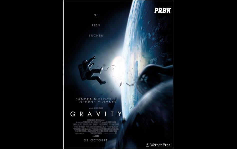 Gravity : Angelina Jolie et Robert Downey Jr. auraient pu avoir les premiers rôles
