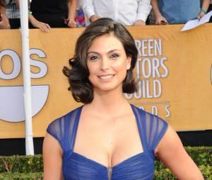 Morena Baccarin castée pour la série Warriors sur ABC