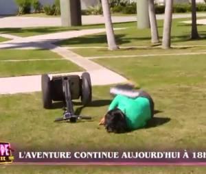 Giuseppe Ristorante : Marie-France va faire une mauvaise chute