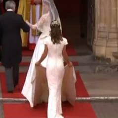 Pippa Middleton revient avec humour sur sa robe moulante de demoiselle d'honneur
