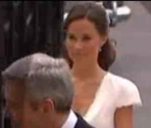 """Pippa Middleton est devenue une """"star"""" le jour du mariage de Kate Middleton"""