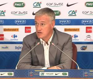 Le coup de gueule de Didier Deschamps