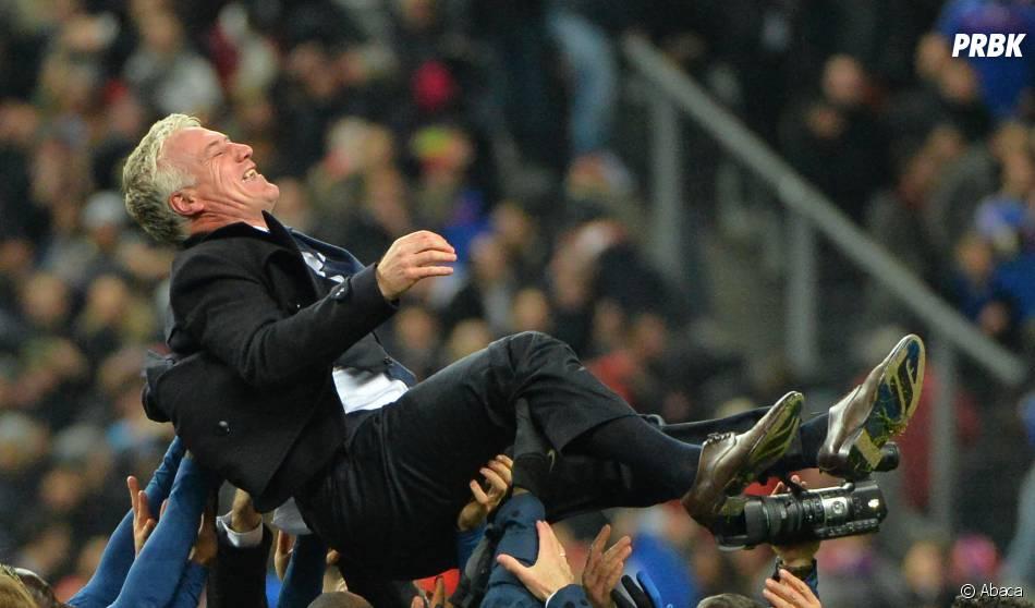 Didier Deschamps Enzo Zidane